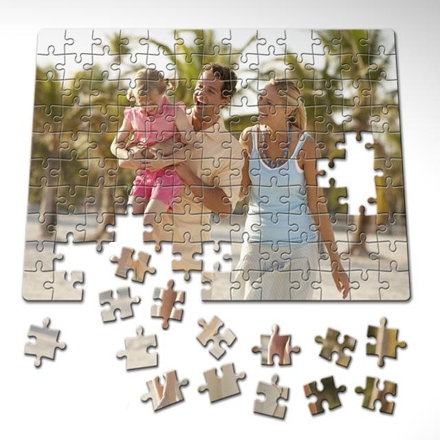 Kişiye Özel Foto Baskılı Puzzle