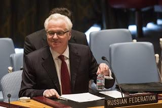 Виталий Чуркин: окажись Савченко в США, света белого бы не увидела (видео)