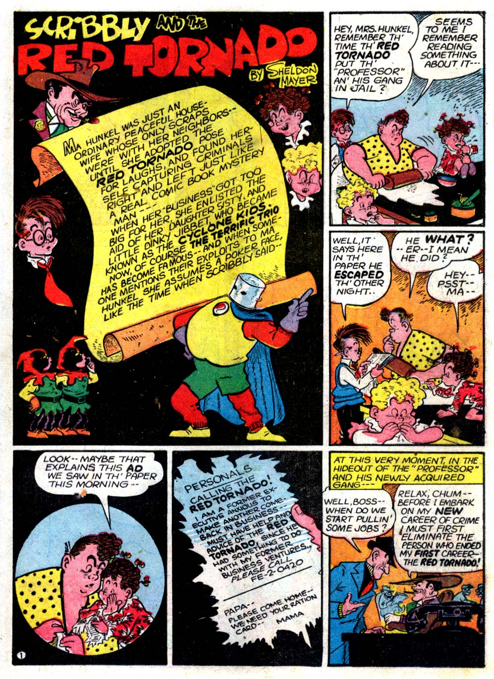 Read online All-American Comics (1939) comic -  Issue #55 - 33