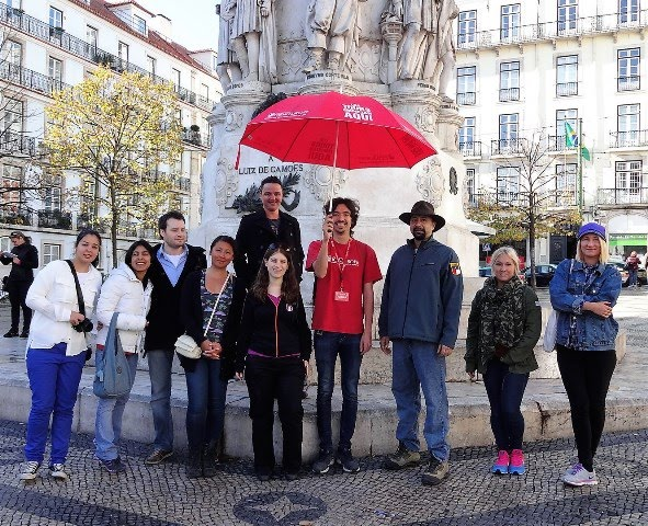 Luís de Camões Square