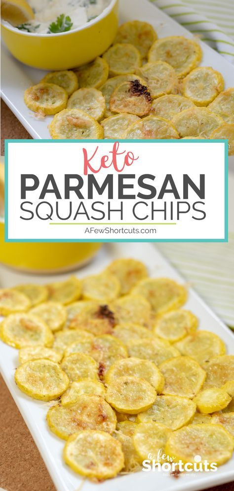 Parmesan Squash Chips Recipe #parmesan #squash #chips #tasty #tastyrecipes #delicious #deliciousrecipes