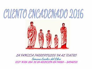 CUENTO ENCADENADO 2016