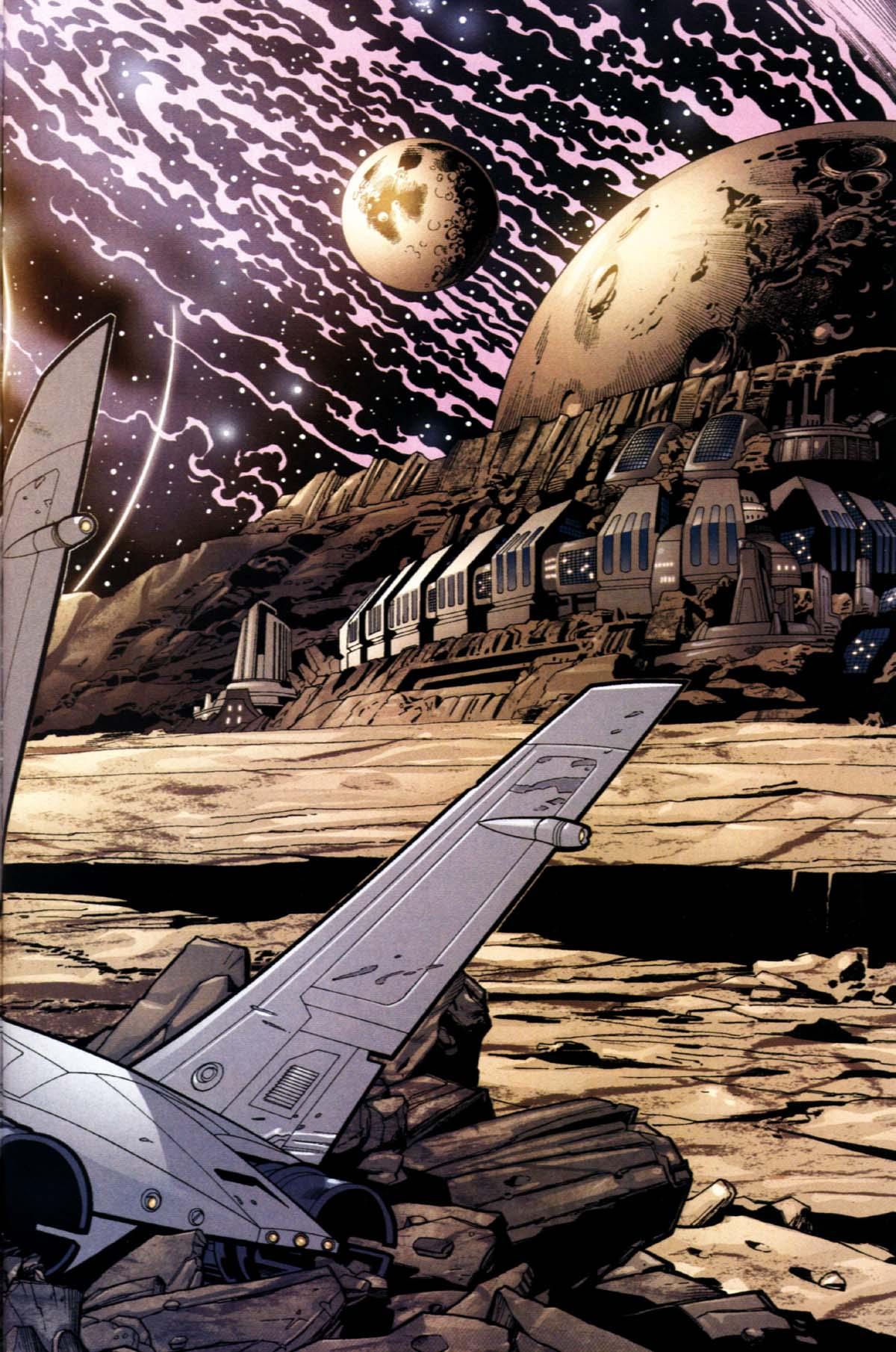 Read online Sigil (2000) comic -  Issue #21 - 7