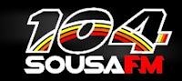 Rádio Sousa 104 FM - Sousa/PB