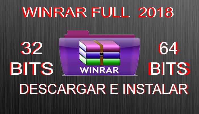 winrar 64 bit with crack 2018