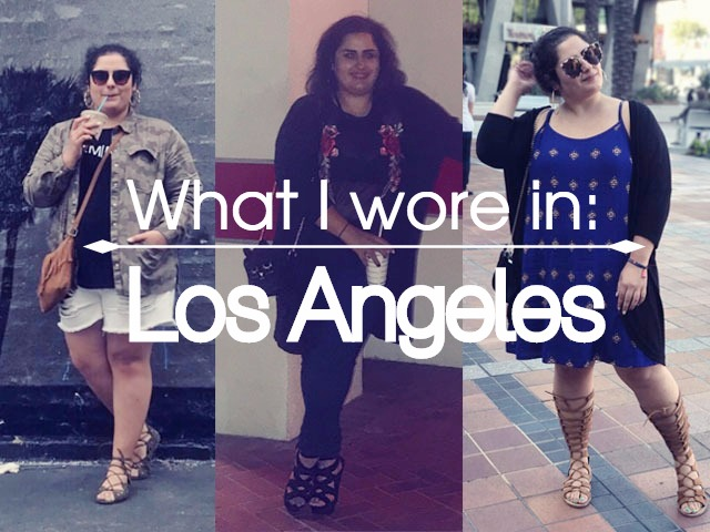 OOTD Diary: Los Angeles Edition