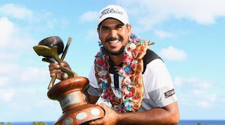 Gaganjeet Bhullar wins his first European Tour title at Fiji International Golf