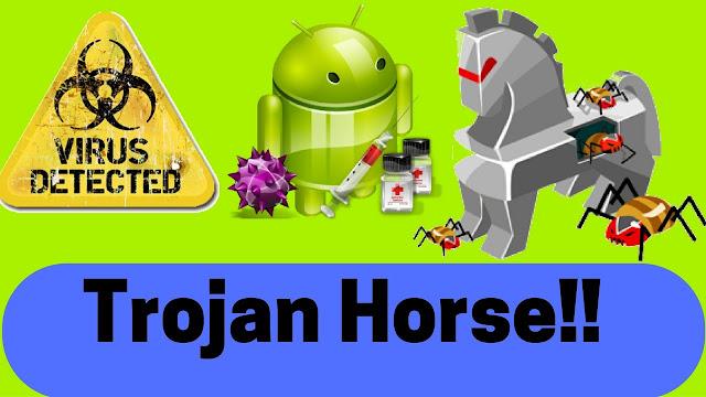 Membasmi atau Menghilangkan Virus Trojan di Hp Android