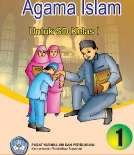 gambar Buku paket PAI Kelas 1/2/3/4/5/6 KTSP 2006 Tahun Pelajaran 2017/2018