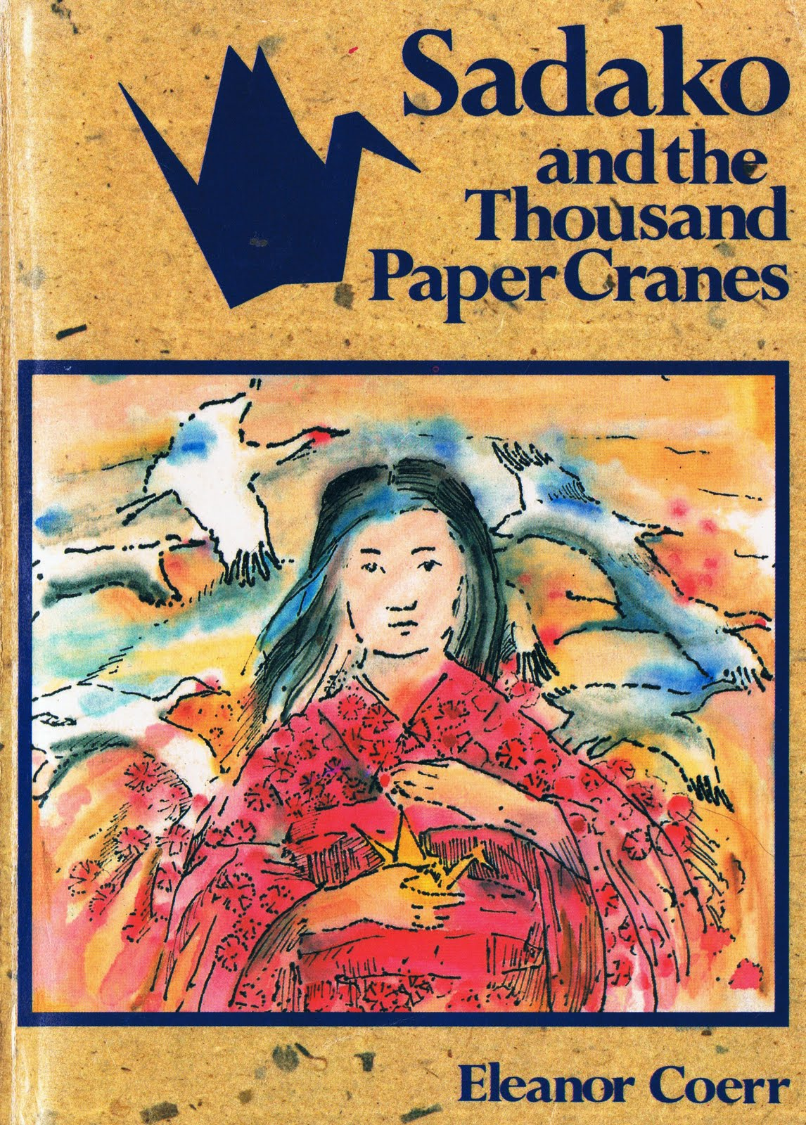 Little Library of Rescued Books: Sadako and the Thousand ...