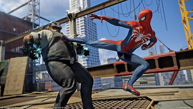 ميزة رهيبة قادمة للعبة Spider-Man خلال التحديثات المقبلة ، إليكم التفاصيل ..