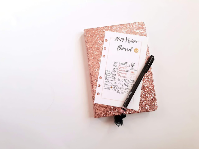 How to Create a Vision Board for Your Planner