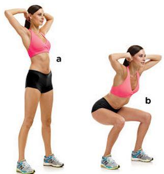 Metodi Naturali Per Combattere La Cellulite Gli Esercizi
