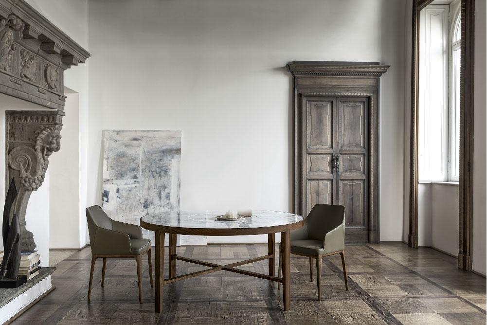 I nuovi tavoli della collezione Home Project di Alivar