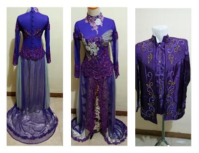 Sewa Baju Pengantin Modern Muslimah Murah Jakarta 02