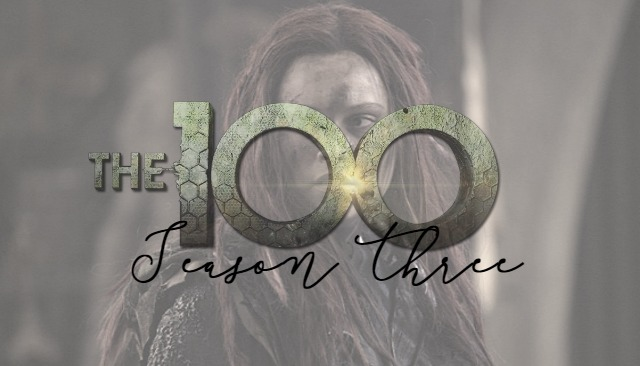 Season 3 of The 100 Explained In GIFs [Spoiler Free] | The Book's Buzz