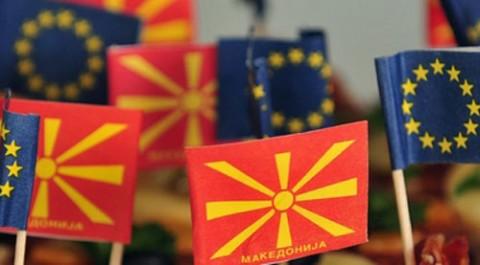 Umfrage: Vertrauen in die EU in Mazedonien stark angestiegen