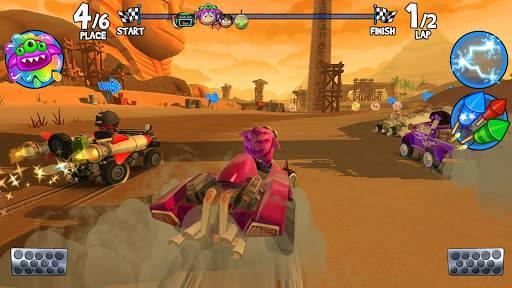 Download Beach Buggy Racing 2 Mod Apk Unlimited Money