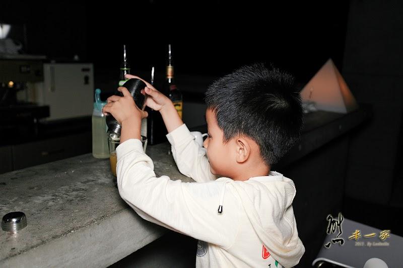 雞尾酒調酒DIY|華山觀止虫二行館