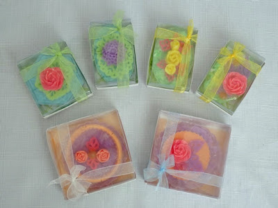 soap hand made