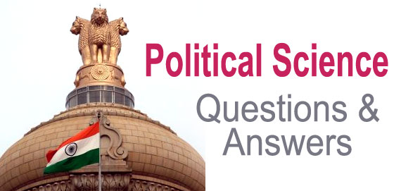 Political Science GK Question and Answers