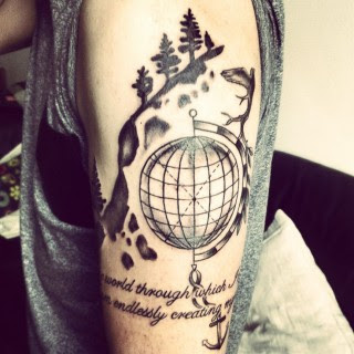 Best Travel Tattoos idea