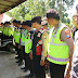 Jelang Razia, Tim Gabungan Polres Bangkalan Lakukan Persiapan