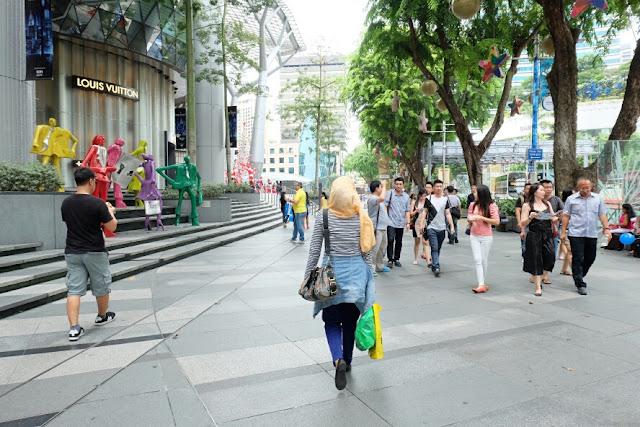 tips jalan-jalan pertama kali ke singapura