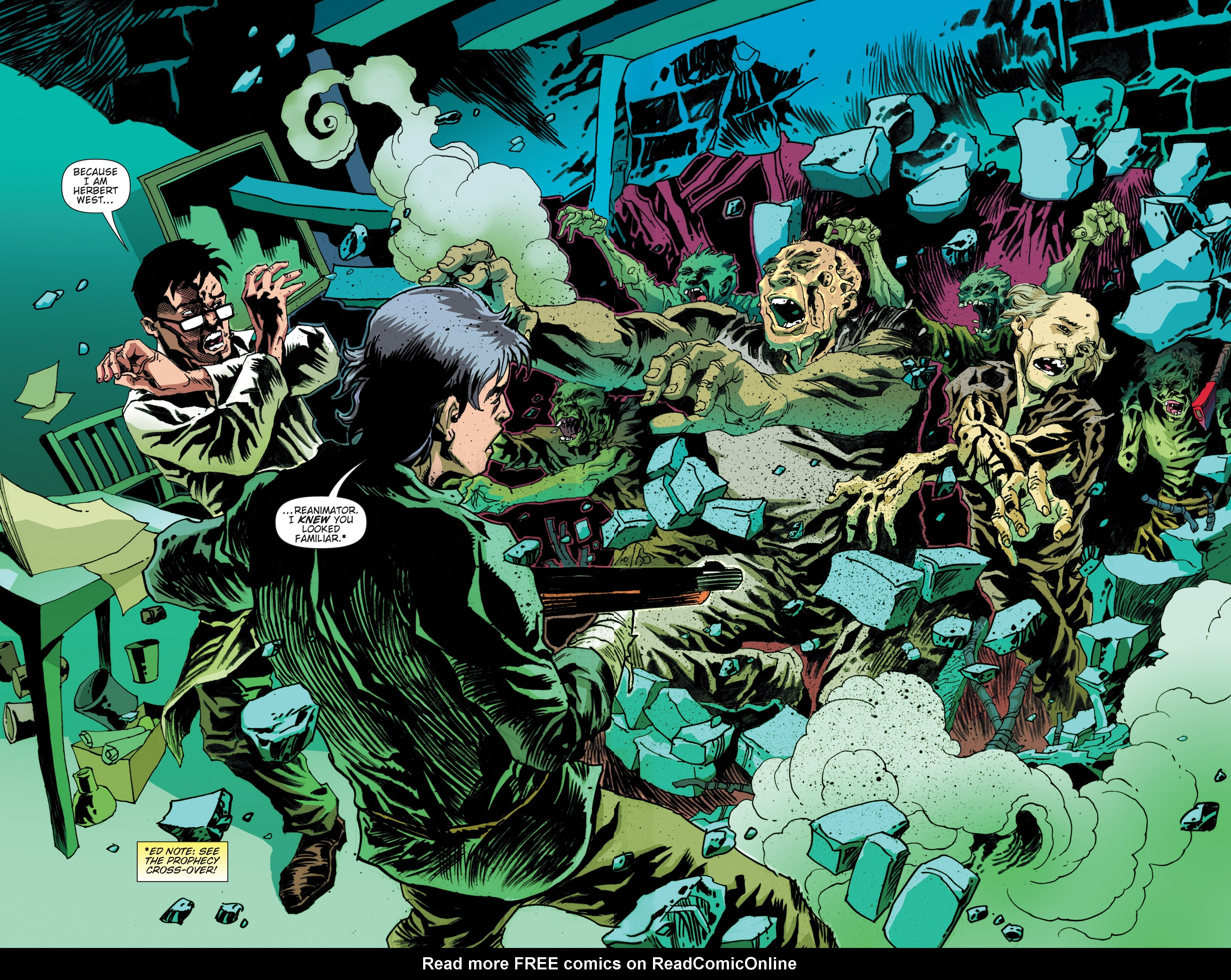 Read online Army of Darkness/Reanimator comic -  Issue #Army of Darkness/Reanimator Full - 28
