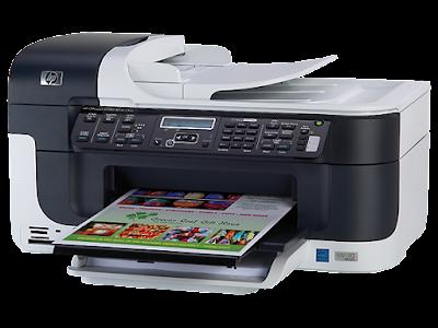 HP Officejet J6480 Printer Driver Download