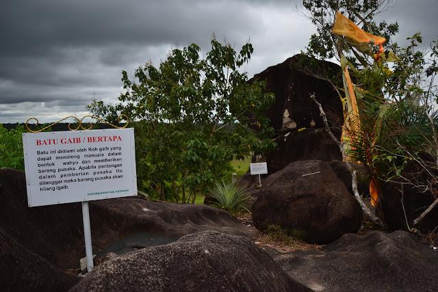Batu Gaib (Info Itah)