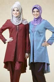 Model Pakaian Muslim Zoya Modern Terbaru