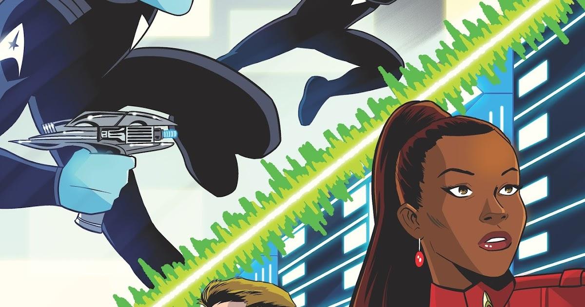 The Trek Collective: Starfleet Academy #2 preview