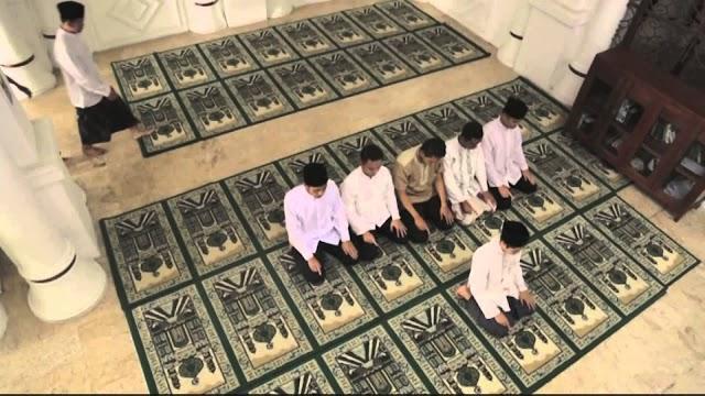 Takbir Intiqalat Si Masbuq Sesudah Salam Imam