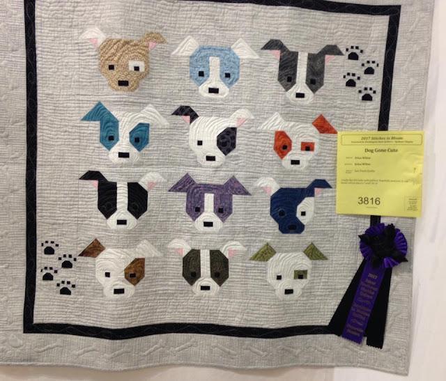 Sew Fresh Quilts: Let's Bee Social #202 : spokane quilt show - Adamdwight.com