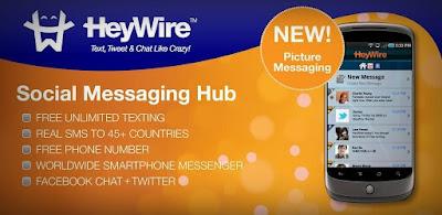تطبيق-GoHeyWire-للحصول-على-رقم-أمريكي