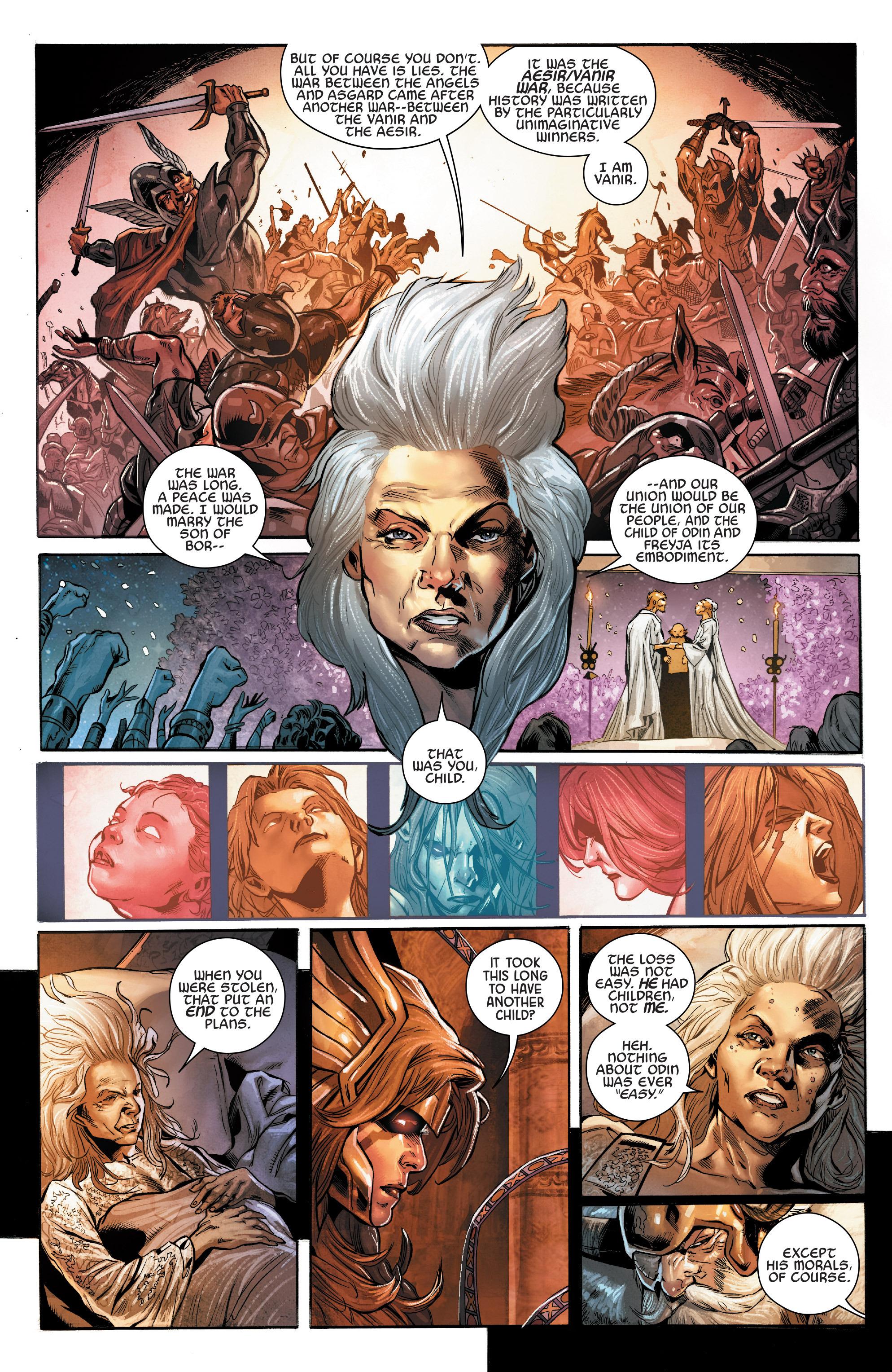 Read online Angela: Asgard's Assassin comic -  Issue #2 - 7