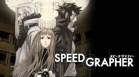 Speed Grapher (24/24) (95MB) (HDL) (Latino) (Mega)