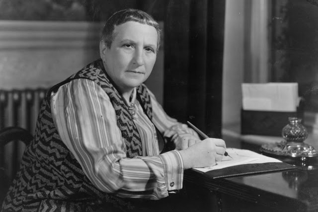 Gertrude Stein worldwartwo.filminspector.com