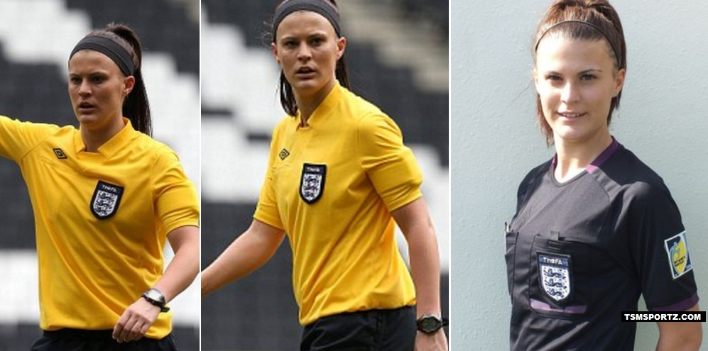 Lucy Oliver Premier League Women Football referee