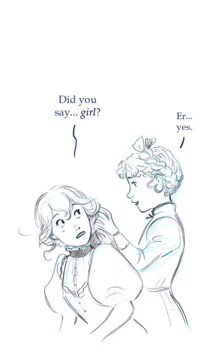 Miss Abbott And The Doctor - Chapter 36