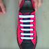 5 Cara Kreatif Memasang Tali Sepatu Keren