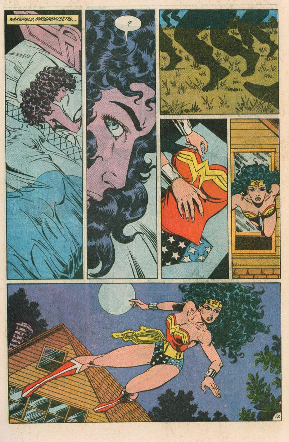 Read online Wonder Woman (1987) comic -  Issue #42 - 14