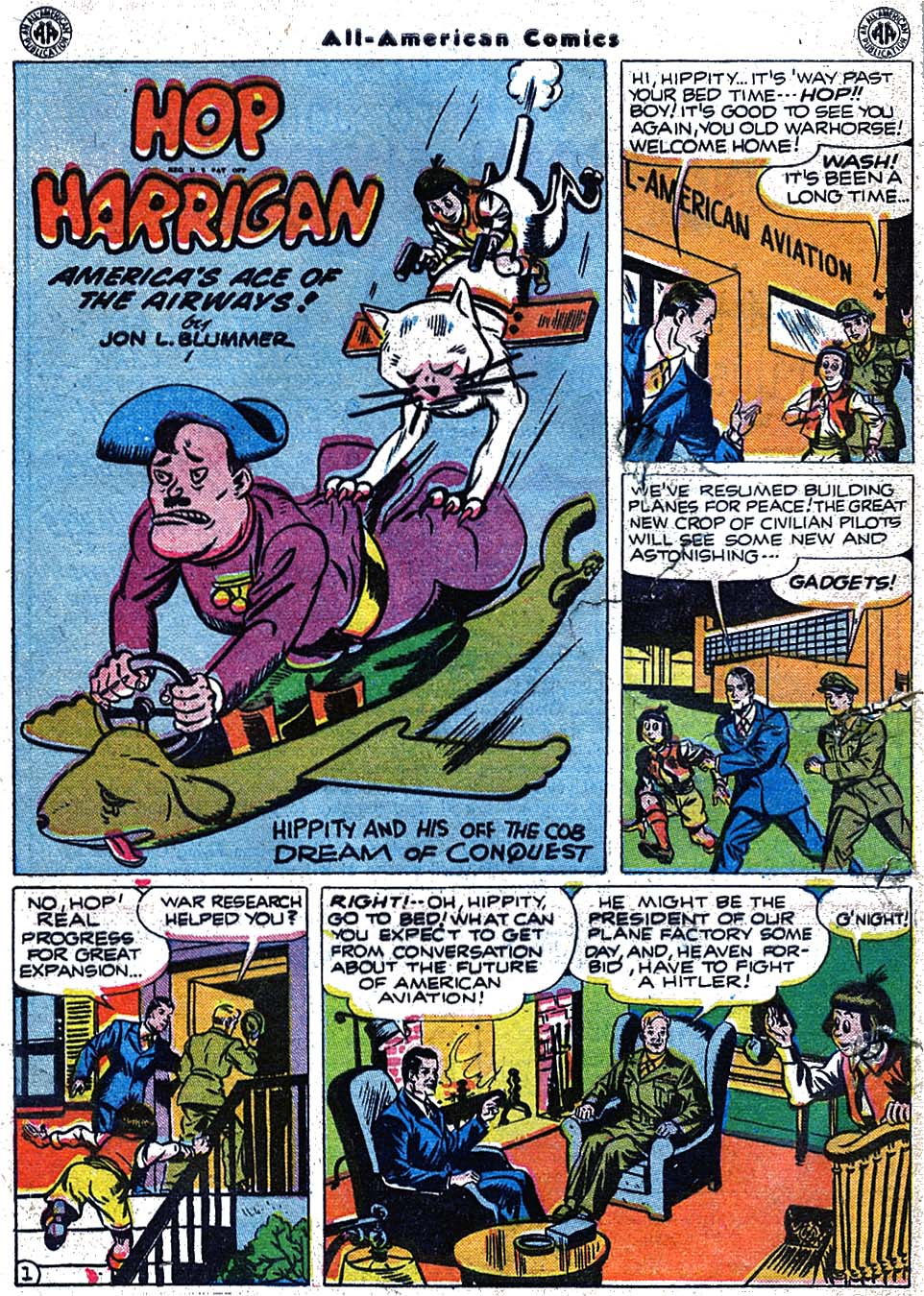 Read online All-American Comics (1939) comic -  Issue #68 - 42