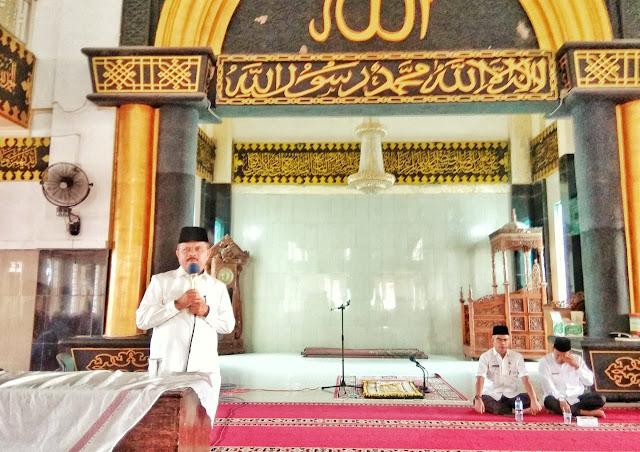Pembangunan Asrama Haji Padangpariaman Kembali Dikebut