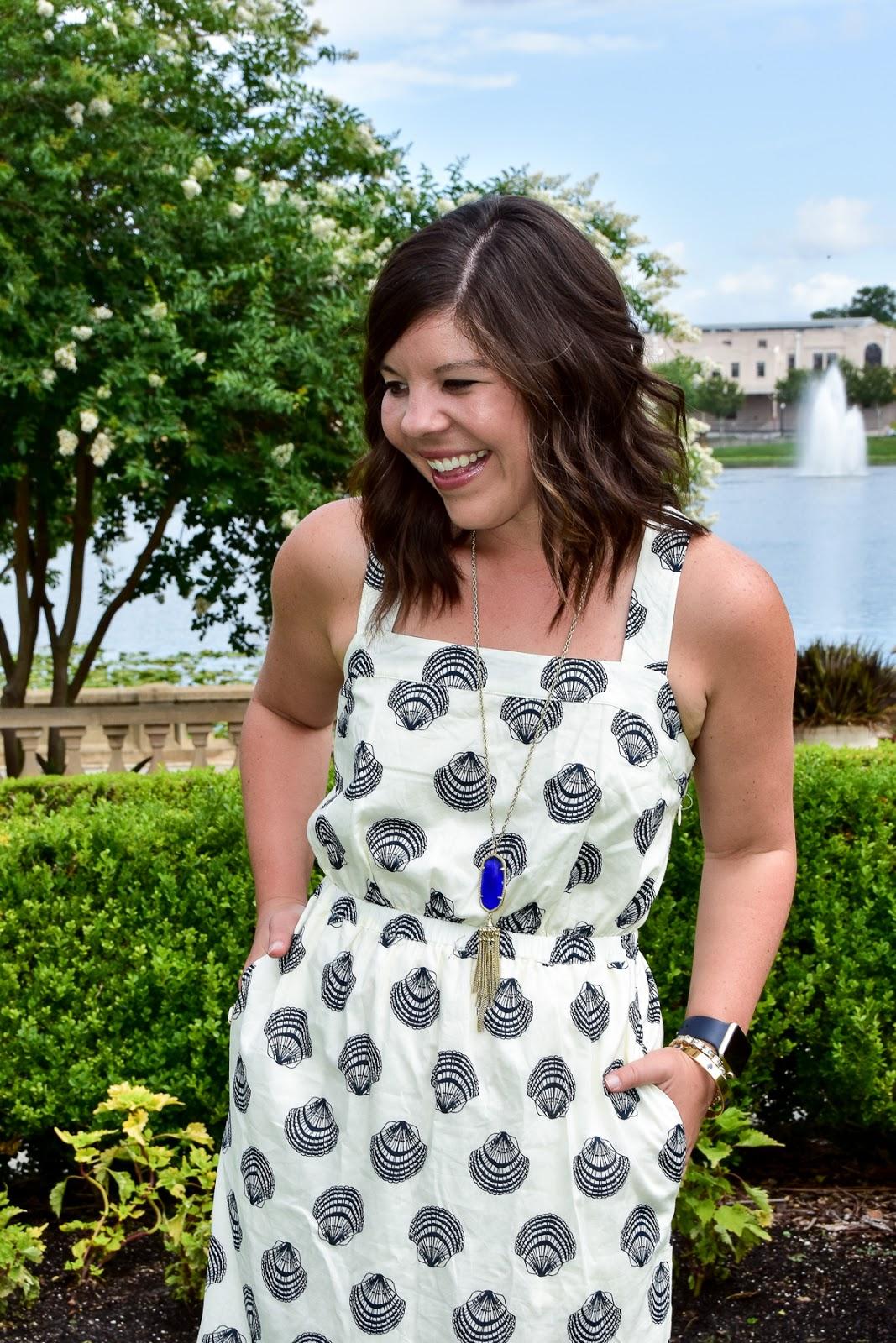 She Sells Seashells- The Perfect Beach Dress!