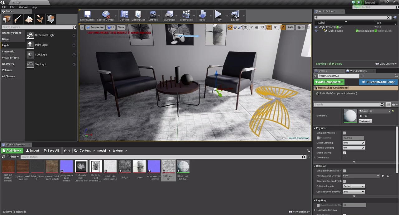 Creating an unreal engine scene from 3ds max free download an error occurred malvernweather Choice Image