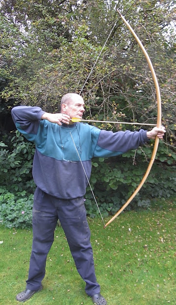 Make Longbow Tricks Of Trade - Year of Clean Water