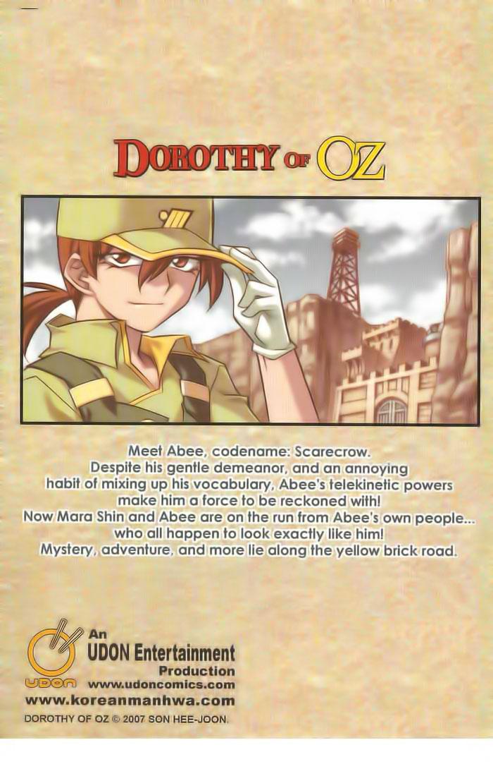 Dorothy of Oz chap 22.5 - Trang 10