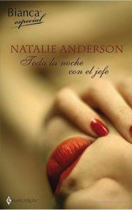 Toda la noche con el jefe, Natalie Anderso